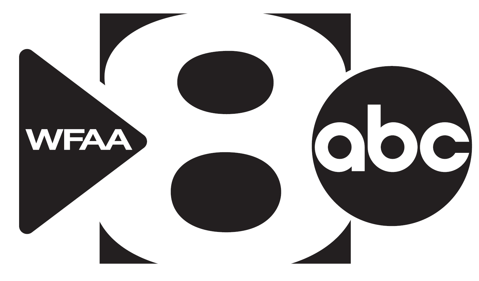 WFAA channel 8 logo Opens in new window